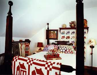 Quilt Guest Room